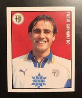 FABIO CANNAVARO Rookie Sticker Parma Italy Calcio 1998 Merlin Ultra Rare Mint