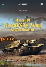 History of the 40/43M Zrínyi Assault Howitzer - in COMBAT Kagero *N*E*W*