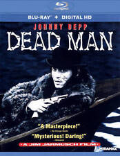 Dead Man (Blu-ray Disc, 2015) BRAND NEW UNOPENED