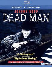 DEAD MAN 1996 Blu-Ray Johnny Depp/Jim Jarmusch no digital copy