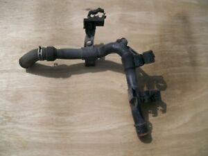 PEUGEOT 206 ENGINE HEATER PUMP COOLANT PIPE HOSE OFF 2005 YEAR 9646210180