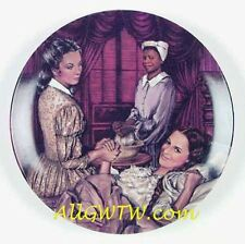 Melanie Gives Birth Knowles Gone With The Wind Plate with Box and COA Free Ship!