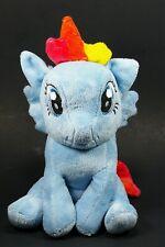 My Little Pony Rainbow Dash * Piggy Coin Bank * Fab NY Hasbro Plush Doll Figure