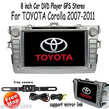 For Toyota Corolla 2007 2008 2009 2010 Car DVD Stereo GPS Navigation Player UNIT