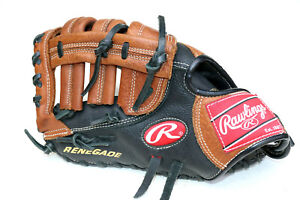 Rawlings Renegade R115FB Left Handed Thrower First Base Glove Baseball Mitt 11.5