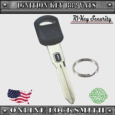 New Ignition VATS Key B82 P2 Buick Oldsmobile V.A.T System Black Resistor Key #2