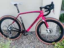 2016 Specialized S-WORKS CRUX 54 cm Pink Sram Red Hydraulic Carbon Cyclocross