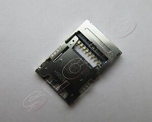 Sim Card Reader Slot Tray Holder and MicroSD for LG K20 MP260 TP260 VS501 M257