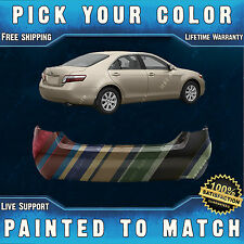 NEW Painted To Match - Rear Bumper Cover 2007-2011 Toyota Camry 5215906950