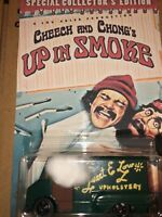 Hot Wheels CUSTOM Cheech And Chong Movie Van Custom Card Up In Smoke CUSTOM CARD