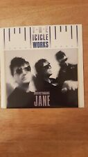 "Icicle Works - Understanding Jane Vinyl 7"" Single BEG160"