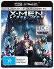 X-Men Apocalypse 4K Blu-Ray + UHD + UV : NEW 4K Ultra HD
