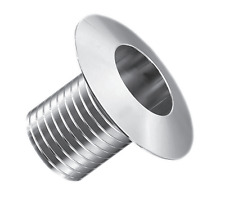 Schubrosette für Unterputz-Wasserzähler (z.B. Techem)