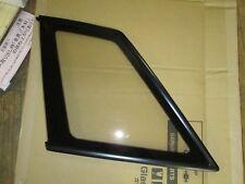 GENUINE NISSAN SKYLINE R32 LEFT REAR SIDE QUARTER GLASS NEW 83307-04U00