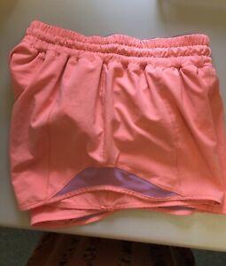 Lululemon Hotty Hot Shorts Pop Orange 4