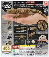 (Capsule toy) Pill bugs 07 pill bugs and Armadillo girdled lizard [all 5 sets]