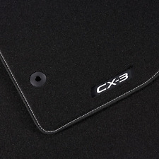 Genuine Mazda CX-3 Luxury carpet mat set 2015-2020