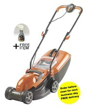 Flymo Chevron 32V Electric Wheeled Mower Gold Grade +FREE GIFT RRP£9.99