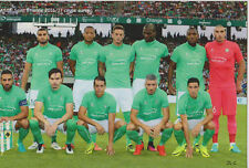 FOOTBALL CP EQUIPE  DE AS SAINT ETIENNE  COUPE EUROPA   2016/17