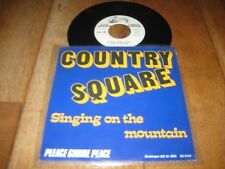 Country Square.A.Singing on the mountain.B.Pleace gimme peace.(1787)