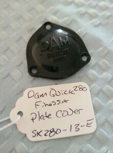 Vintage Dam Quick Finessa 280 - Used Part - Plate Cover