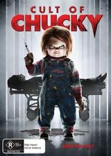 CULT OF CHUCKY (DVD, 2017) 🍿 [BRAND NEW & SEALED] 💉