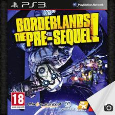 Jeu PS3 Borderlands : The Pre-Sequel ! + DLC Challenge Map - PlayStation 3