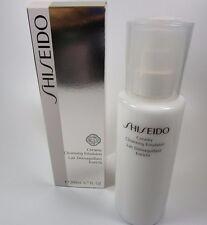 SHISEIDO CREAMY CLEANSING EMULSION 200 ml / 6.7 oz  NEW FULL SIZE