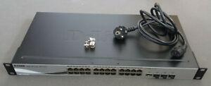 D-link DGS-1210-28 Port Gigabit Web Smart Switch