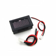 0-50.000mA 50mA 5Bit Digital High-Precision Current DisplayTable Red BBC