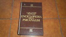 LAPLANCHE PONTALIS ENCICLOPEDIA DELLA PSICANALISI I ED. CDE 1983