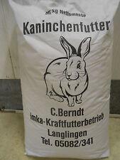 Kaninchenfutter mit Rote Bete 25kg €,-42/kg Kaninchenpellets