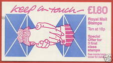 FU2b Keep In Touch RM £1.80 Folded Booklet