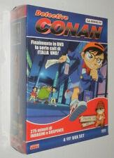 DETECTIVE CONAN LA SERIE TV 1 2 3 4 / BOX 4 DVD / Fool Frame / SIGILLATO .