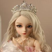 1/3 Puppen Spielzeug Kugelgelenk 60cm BJD Doll Puppe Hochzeitskleid Girl Fashion