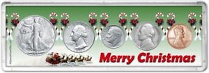 Merry Christmas Coin Gift Set for the year 1947