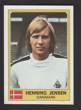 Panini - Euro Football 76/77 - # 36 Henning Jensen - Danmark