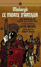 Morte d'Arthur, Le: King Arthur and the Legends of the Round Table (Mentor Serie
