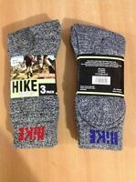 12 PAIRS MENS THERMAL SOCKS WALKING WINTER WARM THICK HIKE CHUNKY BOOTS WORK NEW