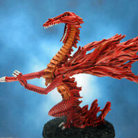 Painted RAFM Miniatures Fire Dragon II