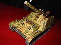 Modelik 09/03 - Sd.Kfz. 165 Hummel   1:25 mit Lasercutteilen