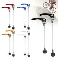 Bicicleta de montaña Pincho Bicicleta de carretera Quicks Release Conjunto de