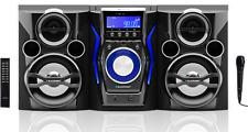 Blaupunkt Anlage CD MP3 USB Bluetooth Hi-Fi Micro Design Kompakt Musik Karaoke