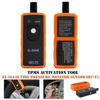 TPMS Reset Activation Tool EL-50448 Tire Pressure Monitor Sensor OEC-T5 For GM