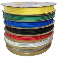 1 Roll 100M Diameter 8mm Heat Shrinkable Tube shrink Tubing 7 colors available