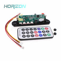 Wireless Bluetooth12V MP3WMA Decoder Board Audio Module USB TF Radio For Car new