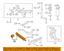 GM OEM Rear-Trailing Control Arm Right 84175531
