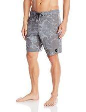 Billabong Men All Day Wash Gray Lo Tides Boardshorts Swimwear Sz 32 M107CALT