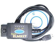 FORScan FoCCCus ELM327 FTDI OBD2 Diagnose Gerät für Ford und Mazda + Schalter
