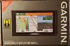 Garmin Drive 6 with Lifetime Maps EX NEVER USED